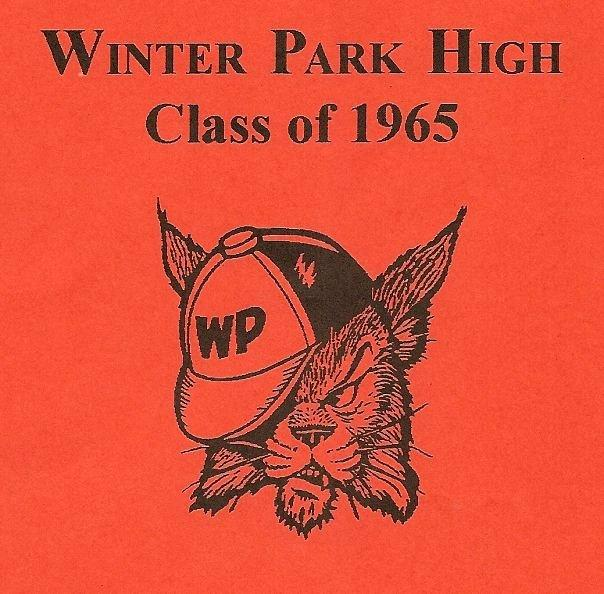 WPHS class of 1965 wolfpack logo